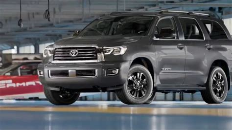 2019 Toyota Sequoia Release & Price Youtube