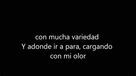La Vela Puerca Zafar (Letra) YouTube