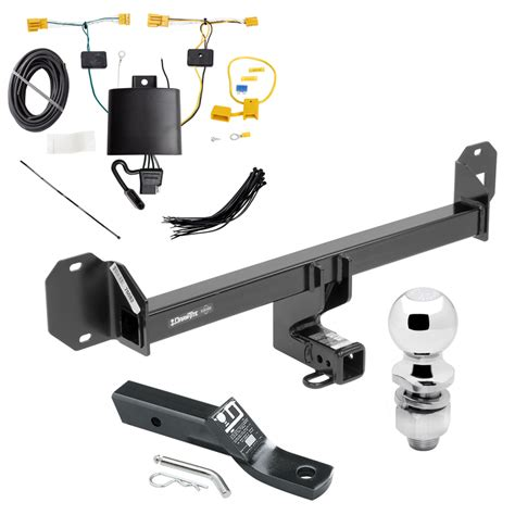 Trailer Tow Hitch For Mercedes Benz Glc Except