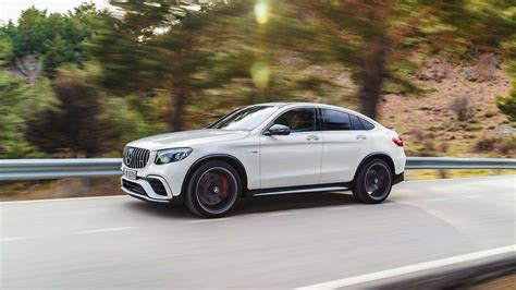 2018 Mercedes-benz Glc-class Coupe Review & Ratings