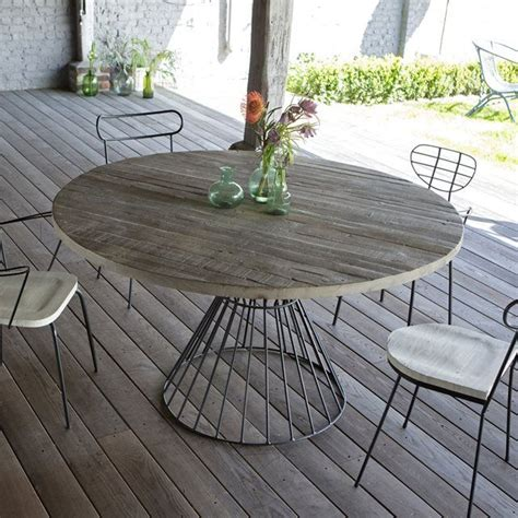 25 best ideas about table ronde jardin on
