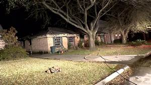 FAMILY AND BIRDS ESCAPE HOUSTON HOUSE FIRE