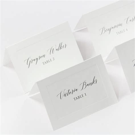 great papers place cards template printable place cards for weddings lci paper
