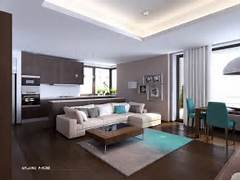 Interior Design For Apartment Living Room by Modern Apartment Living Interior Design Ideas