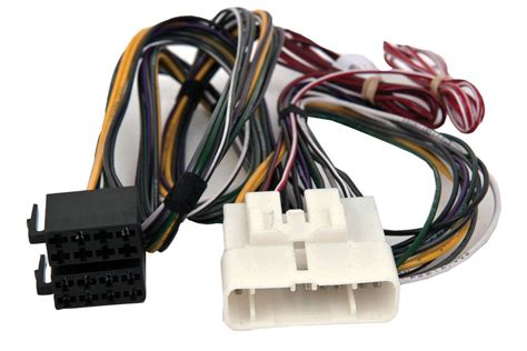 lexus is300 iso harness adaptor bypass lead univers club