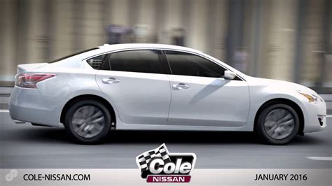 cole nissan january offers sps youtube