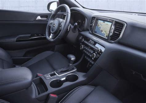 kia sportage 2016 interior prix kia sportage 2016 gamme et tarifs du nouveau