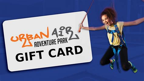 urban air gift cards today