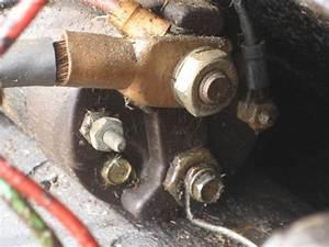 1961 Mf35 Deluxe Starter Solenoid