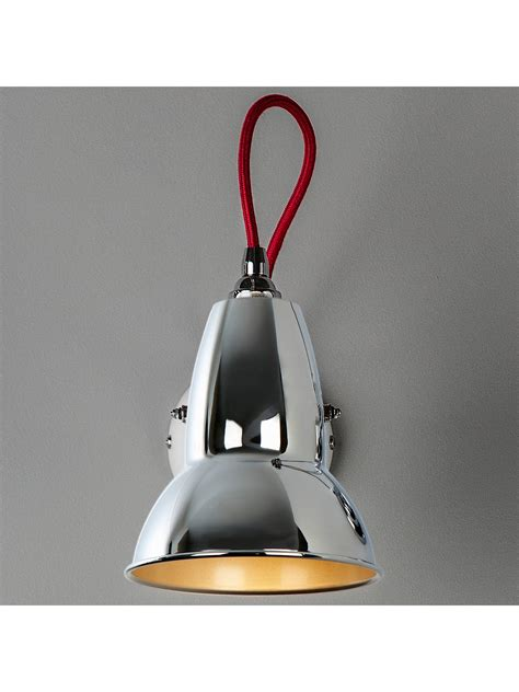anglepoise duo wall light at lewis partners