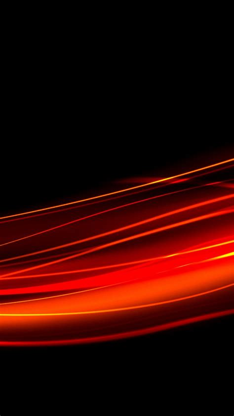 Abstract Black Orange Wallpaper by Abstract Orange Black Android Wallpaper Android Hd