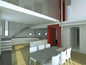 Renovation Hangar En Habitation : architecte pour r novation de b timent sur marseille m j architectes ~ Nature-et-papiers.com Idées de Décoration