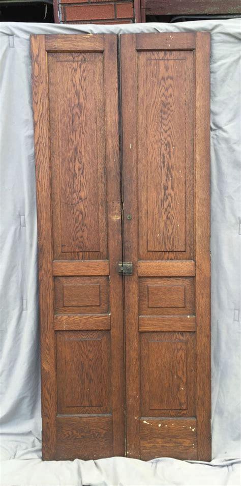 antique kitchen pantry cabinet pair antique cabinet pantry door oak kitchen vintage chic 4102