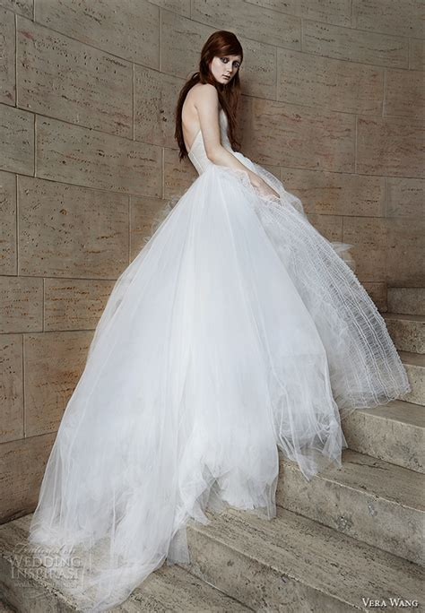 Vera Wang Spring 2015 Wedding Dresses Wedding Inspirasi