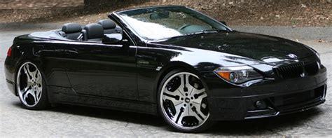 Bmw 650 Series Custom Wheels