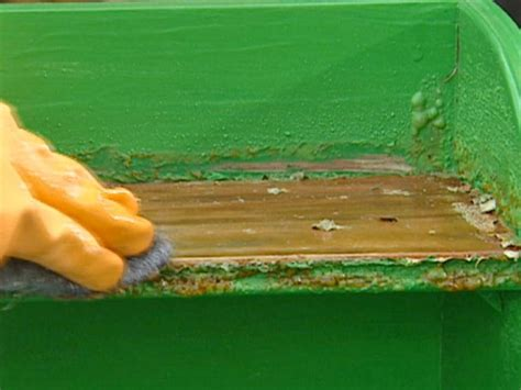 How To Remove Paint With Chemical Strippers  Howtos Diy