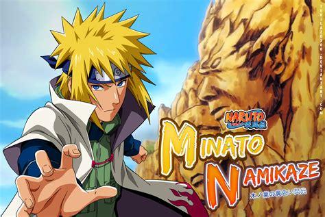 Steunk Anime Wallpaper - naruto shippuden minato namizake