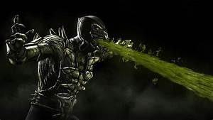 Reptile Mortal Kombat