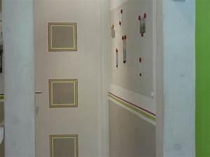 deco peinture entree et couloir With peinture pour entree et couloir