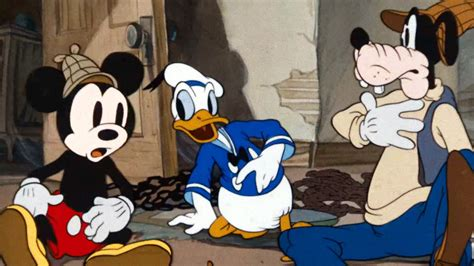 Youtube Old Mickey Mouse Cartoons Lonesome Ghosts A Classic Mickey Cartoon Have A Laugh