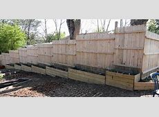 How to Build a Fence on a Slope Today's Homeowner