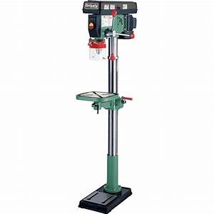 12 speed heavy duty 14quot floor drill press grizzly industrial With floor drill press reviews