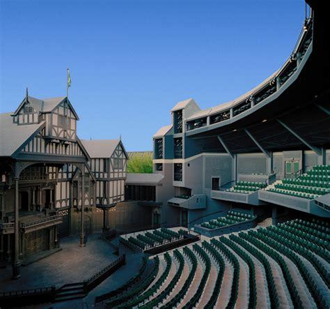 oregon shakespeare festival allen elizabethan theatre auerbach consultants