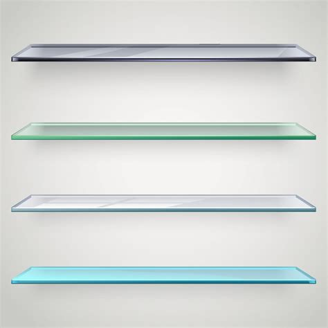 Regal Glas by Custom Glass Shelves For A Fresh Look Ace Glass