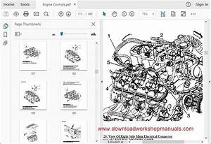 Hummer H2 Workshop Repair Manual Download