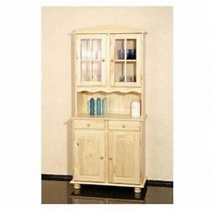 Vaisselier En Pin : vaisselier dans cuisine achetez au meilleur prix avec publicit ~ Teatrodelosmanantiales.com Idées de Décoration