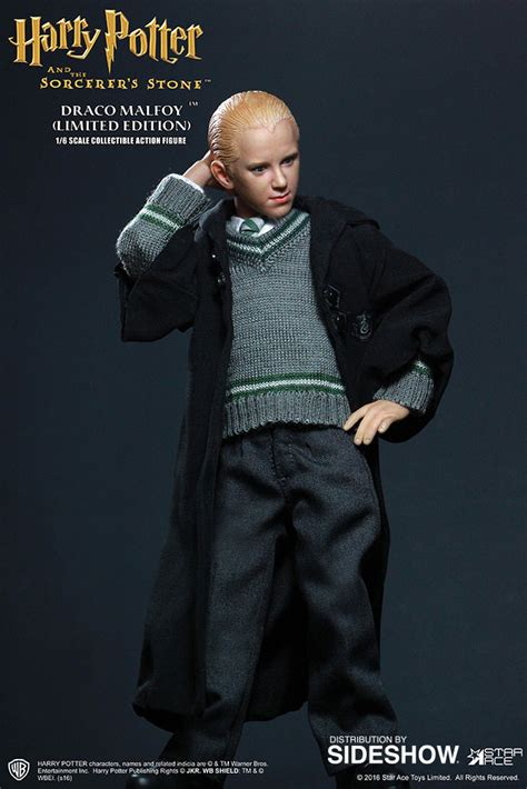 harry potter draco malfoy uniform version sixth scale