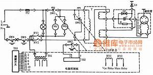 Lg Microwave Oven Schematic Diagram