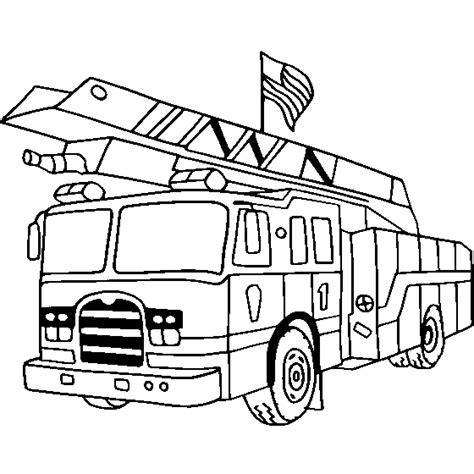 disegni da colorare camion dei pompieri camion dei pompieri disegno da stare disegni da