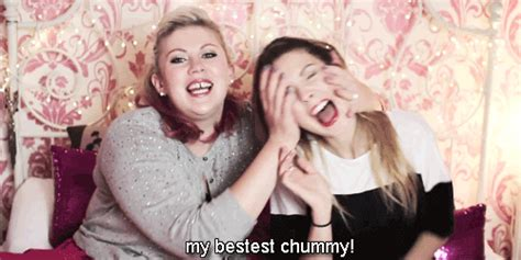 Zoella And Louise Pentland Friendship Chummy Tumblr