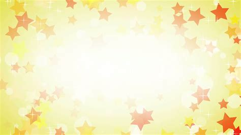 yellow stars frame loop background royalty  video