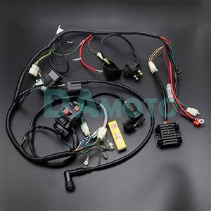 Wiring Manual Pdf  150cc Dune Buggy Wire Harness