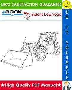 Best  U2606 U2606 Bobcat V417 Versahandler Service Repair Manual
