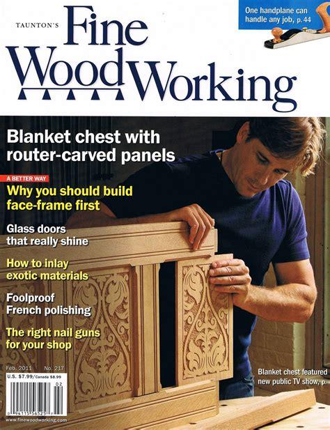 fine woodworking magazine straight  designs