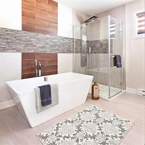 une salle de bain de pierre et de bois salle de bain With salle de bain bois et pierre