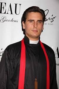 Priest in Scott Disick, beau of Kourtney Kardashian, hosts ...