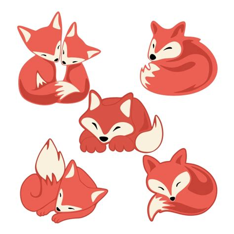 This, as well as download, copy, share freely as long as they desire. Mother and Baby Fox Cuttable Design | Apex Embroidery ...