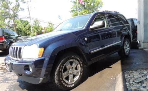 jeep grand cherokee limited  hemi shoreline auto