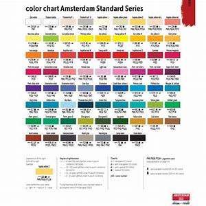Amsterdam Acrylics Standard Series 70 Assorted Colors