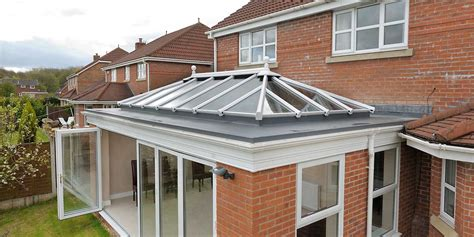 traditional orangeries  eden atrium lantern roof