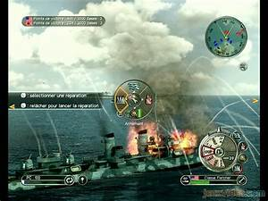 Gameplay Battlestations Pacific Bataille Navale
