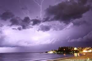 Rainbow Lightning Tornado Storms