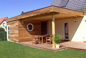 extensions agrandissements de maison misterbois With delightful maison bois toit plat 9 extensions nord maison bois nord