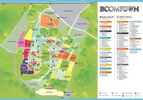 Boomtown Fair Districts Guide