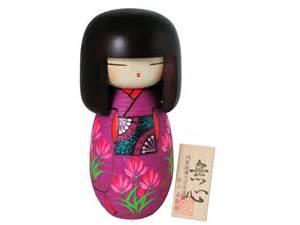 kitchen canisters sets shimmering floral arrangement prize japanese kokeshi doll