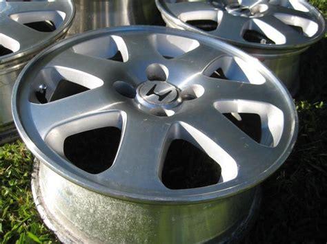 sell 99 00 honda civic si oem 15 quot wheels rims factory em1